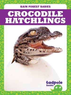 cover image of Crocodile Hatchlings