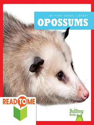 cover image of Opossums (Readalong Edition)
