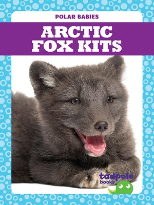 cover image of Arctic Fox Kits