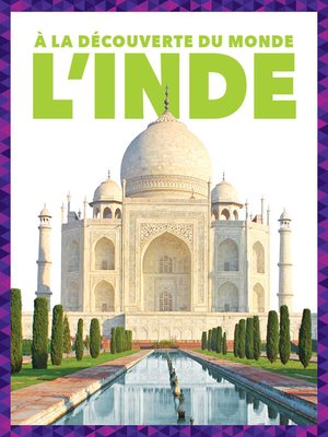 cover image of L'Inde (India)