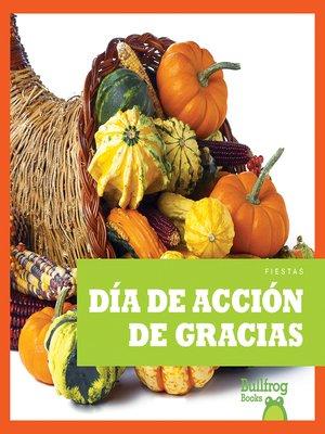 cover image of Día de Acción de Gracias / (Thanksgiving)