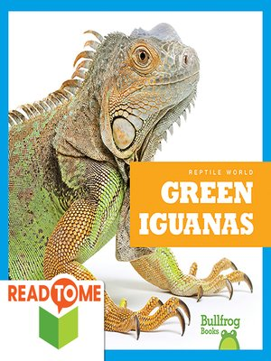 cover image of Green Iguanas (Readalong Edition)