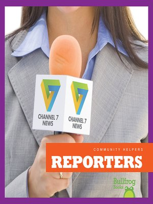 cover image of Reporters