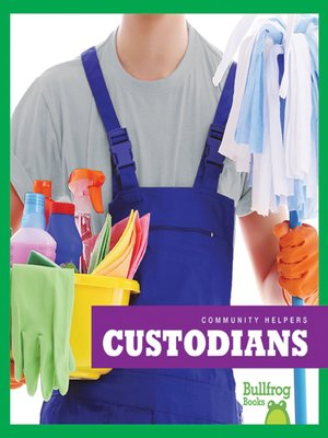 cover image of Custodians