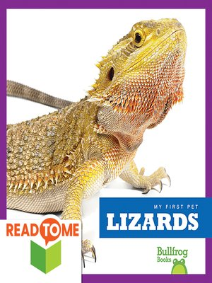 cover image of Lizards (Readalong Edition)
