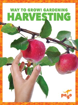 cover image of Harvesting
