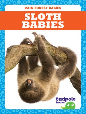 cover image of Sloth Babies