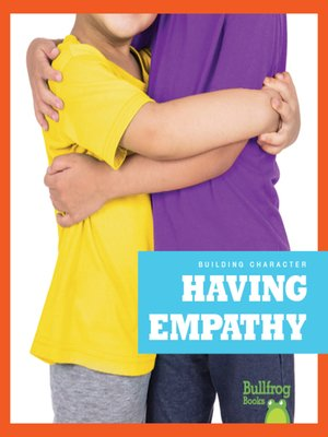 cover image of Having Empathy