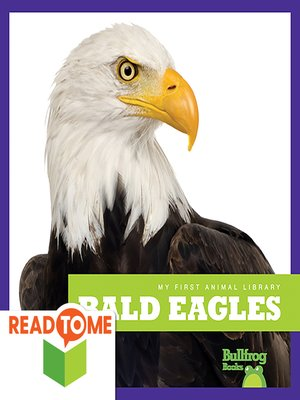 cover image of Bald Eagles (Readalong Edition)