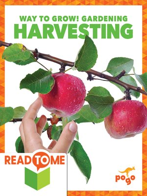 cover image of Harvesting (Readalong Edition)