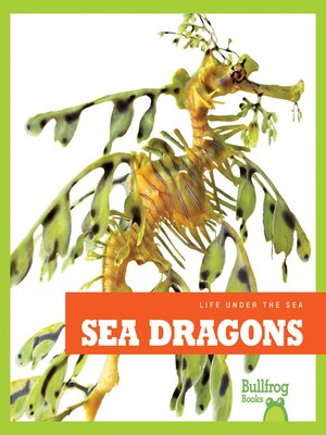 cover image of Sea Dragons