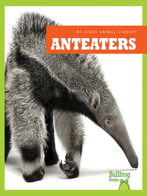 cover image of Anteaters