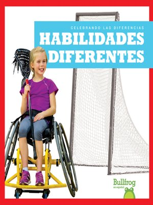 cover image of Habilidades diferentes (Different Abilities)