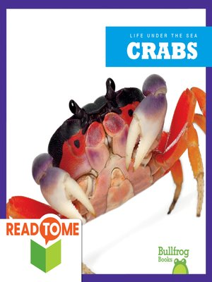 cover image of Crabs (Readalong Edition)