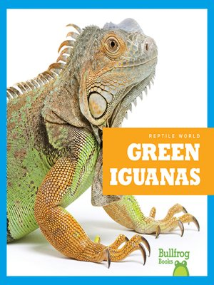 cover image of Green Iguanas