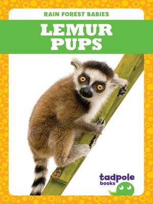 cover image of Lemur Pups