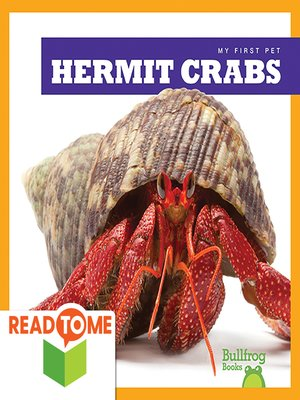 cover image of Hermit Crabs (Readalong Edition)