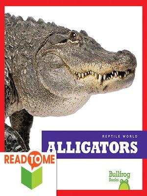cover image of Alligators (Readalong Edition)