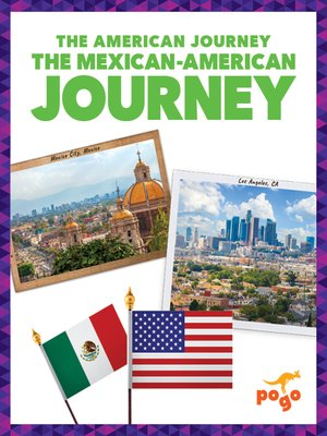 cover image of The Mexican-American Journey