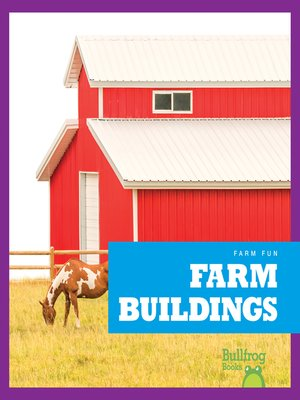 cover image of Farm Buildings