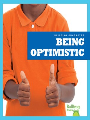 cover image of Being Optimistic