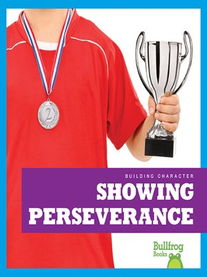 cover image of Showing Perseverance