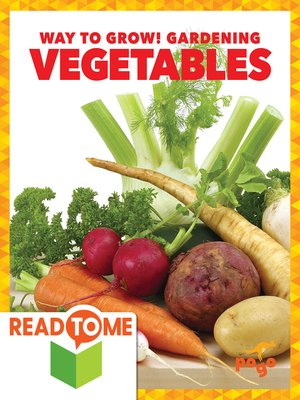 cover image of Vegetables (Readalong Edition)