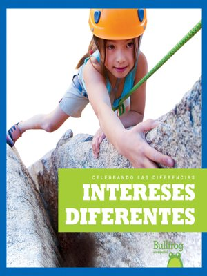 cover image of Intereses diferentes (Different Interests)