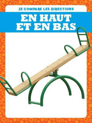 cover image of En haut et en bas (Up and Down)