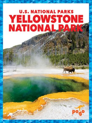 cover image of Yellowstone National Park