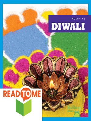 cover image of Diwali (Readalong Edition)