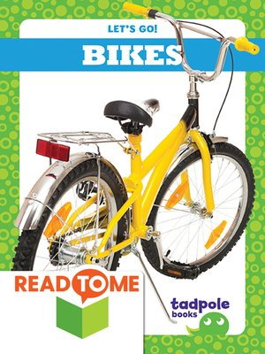 cover image of Bikes (Readalong Edition)