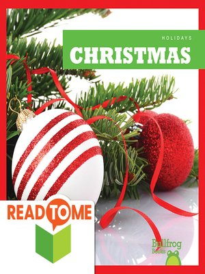 cover image of Christmas (Readalong Edition)