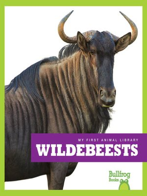 cover image of Wildebeests