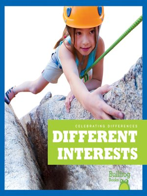 cover image of Different Interests