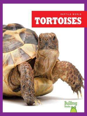 cover image of Tortoises