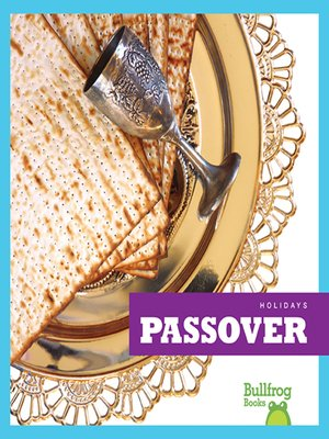 cover image of Passover