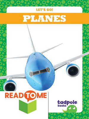 cover image of Planes (Readalong Edition)