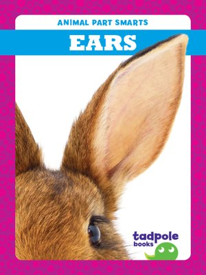 cover image of Ears
