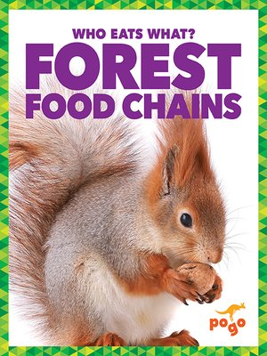 cover image of Forest Food Chains