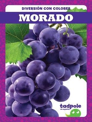 cover image of Morado (Purple)