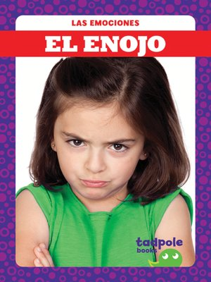 cover image of El enojo (Angry)