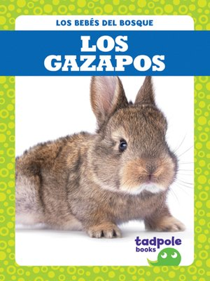 cover image of Los gazapos (Rabbit Kits)