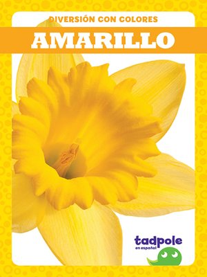 cover image of Amarillo (Yellow)