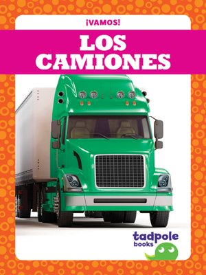 cover image of Los camiones (Trucks)