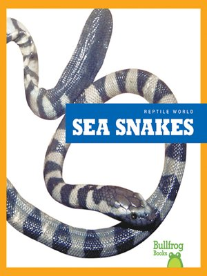cover image of Sea Snakes