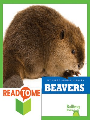 cover image of Beavers (Readalong Edition)