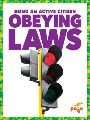 cover image of Obeying Laws