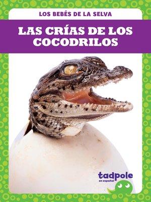 cover image of Las crías de los cocodrilos (Crocodile Hatchlings)