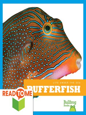 cover image of Pufferfish (Readalong Edition)